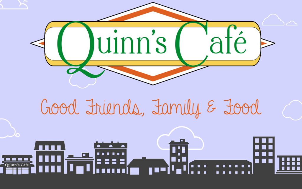 BGWD Web Designer for Quinn's Cafe