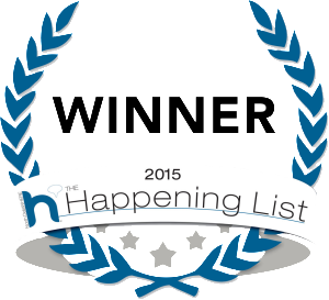 Winner of North Delawhere Happening List 2015 Best Web Graphic Designer
